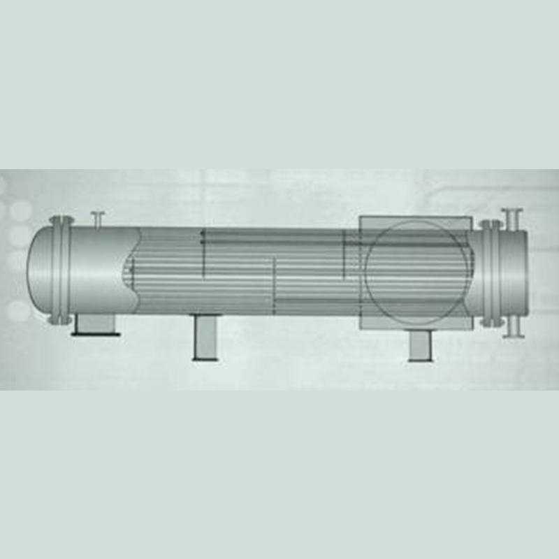 蒸餾脂肪酸調節冷凝器